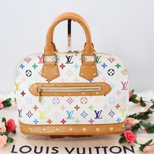 Unique Louis Vuitton Satchel